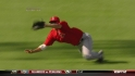 Kiniry's diving catch