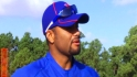 Johan Santana on his return