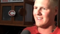 Latos on his injury