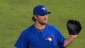 Drabek's scoreless outing