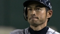 Ichiro&#039;s four hits