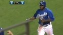 Hosmer&#039;s RBI single