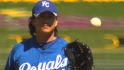 Royals' rotation set