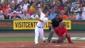 Boesch's three-run shot