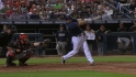 Hundley&#039;s second RBI double