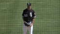 Danks on final spring start