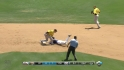 McKenry's great throw