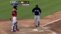 Cervelli&#039;s bases-loaded walk