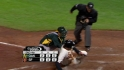 Reddick throws out Huff