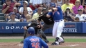 Wright's RBI single