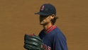 Buchholz&#039;s five strikeouts