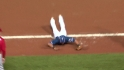 Olt's great catch