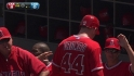 Trumbo&#039;s solo homer