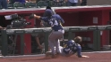 Gamel's nice catch