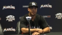 Stanton on Marlins Park