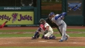 Arencibia&#039;s go-ahead homer