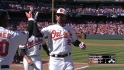 Markakis' two-run blast