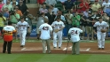 Astros&#039; ceremonial first pitches