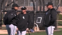 The 2012 White Sox coaches