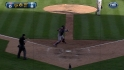 Peralta&#039;s RBI groundout