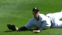 Boesch's diving grab