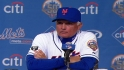 Collins on Mets' sweep