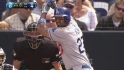 Kemp's two-run shot