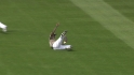 Maybin&#039;s sliding grab