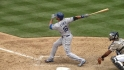 Ethier&#039;s two-run shot