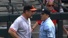 Bochy gets tossed