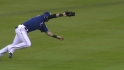 Hamilton&#039;s diving catch
