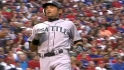 Mariners' four-run first
