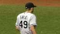 Sale&#039;s good outing