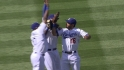 Dodgers turn two to seal win