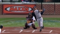 Jeter&#039;s leadoff home run