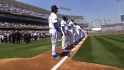 Dodgers starters introduced