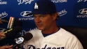 Mattingly reacts after win