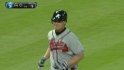 Chipper's two-run shot