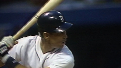 Trammell's stats were on par with Hall shortstops