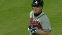 Chipper on impressive debut
