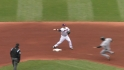 Masterson induces double play