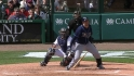 Longoria&#039;s game-tying single