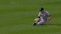 Gardner's outstanding catch