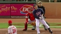 Willingham's two-run homer