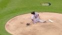Lincecum takes a spill