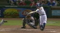 Kinsler&#039;s solo blast