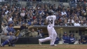 Maybin&#039;s two-run homer
