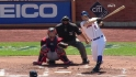 Wright's solo home run