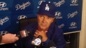 Mattingly on Billingsley's night