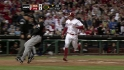 Mayberry&#039;s RBI single